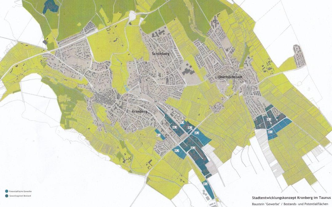 Stadtentwicklungskonzept für die Stadt Kronberg