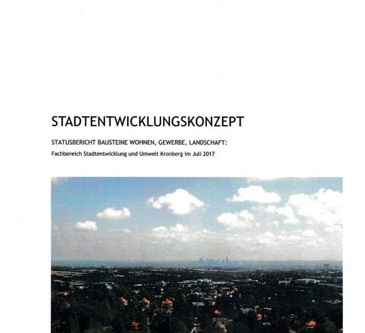 Stadtentwicklungskonzept